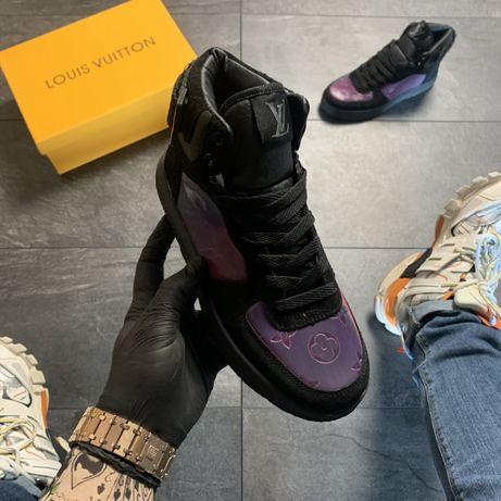 Louis Vuitton buty damskie premium jakość skóra, dostępne inne koloru