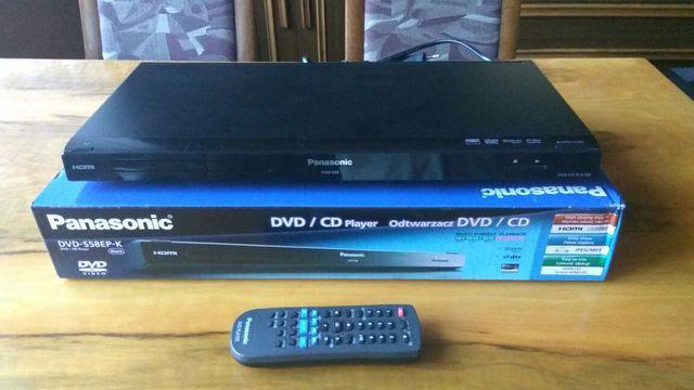 Odtwarzacz DVD Panasonic S58