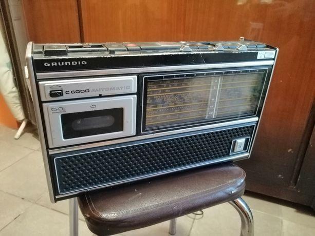 Radiomagnetofon Grundig C6000 Automatic