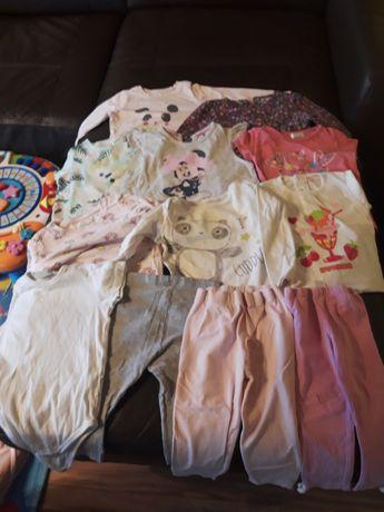 Oddam ubranka dla dziewczynki 80/86cm