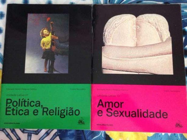Livro de E.M.R.C -Política, ética e religião