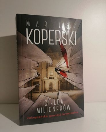 książka Giełda milionerów