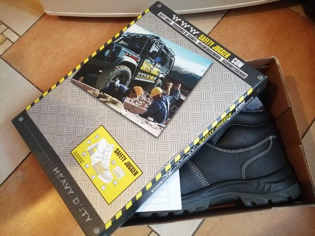 Obuwie robocze Safety Jogger 46