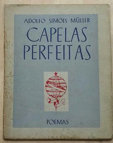 capelas perfeitas, poemas, adolfo simões müller