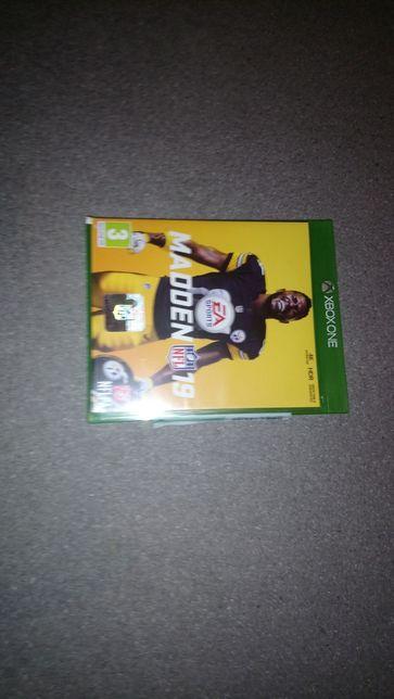 NFL Madden 19 Xbox one