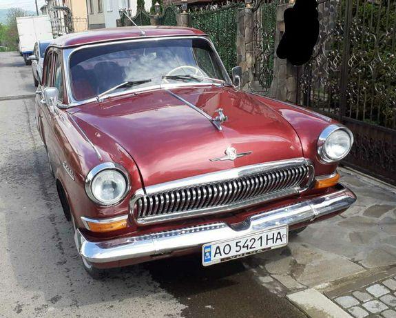 Волга раритет 1965