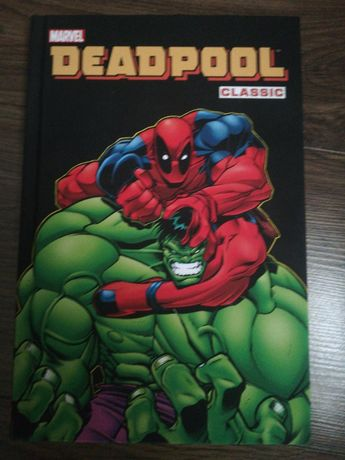 Deadpool Classic. Tom 2