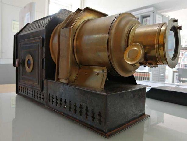 Lanterna Mágica - Slides Vidro 1920/1930