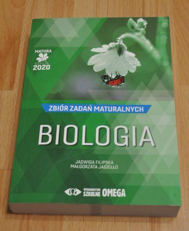 Biologia matura 2020 zbiór zadań maturalnych. Filipska, Jagiełło Omega