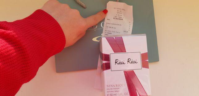 Духи Nina Ricci. Оригинал с чеком