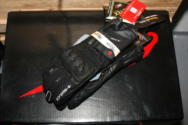 Rękawice Held Gore Air 'n Dry 'XS 'S 'M 'L 'XL 'XXL K8 K10 K11L