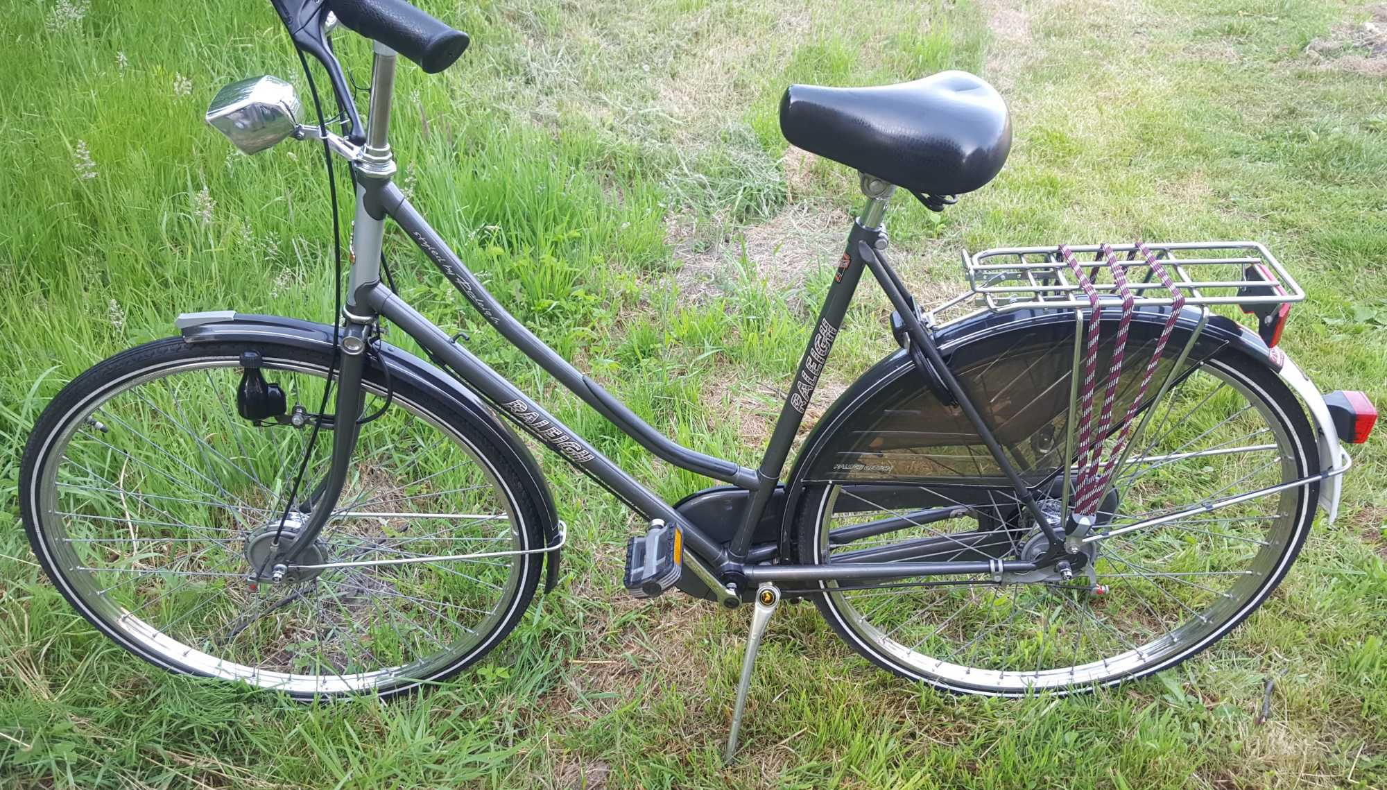 Angielski rower miejski Raleigh, klasyk, 28 cali, retro, old school.