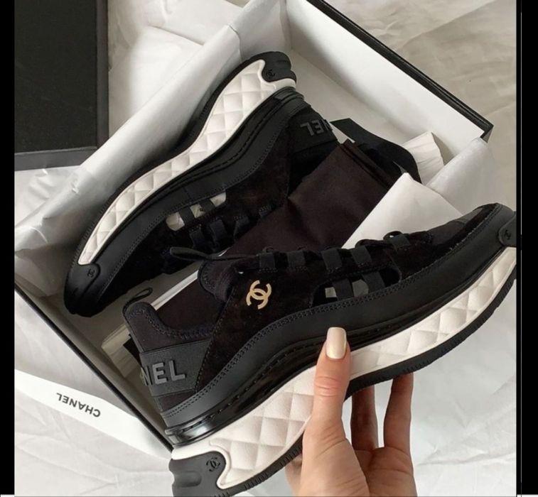 Adidasy  sneakersy Chanel  r. 37 Sanok - image 1