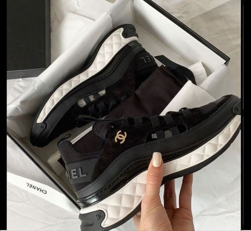 Adidasy  sneakersy Chanel  r. 37