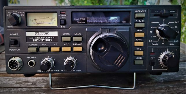 Emissor/Receptor - Onda Curta - Radioamador