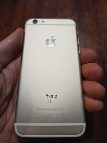 Iphone 6s gold 32 gb