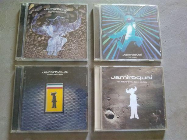 Varios cd's Jamiroquai