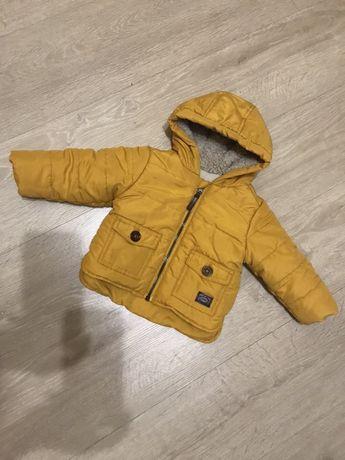 Детская курточка на мальчика