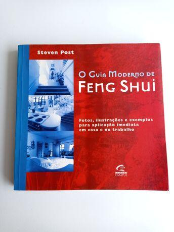 O guia moderno de Feng shui - Steven Post