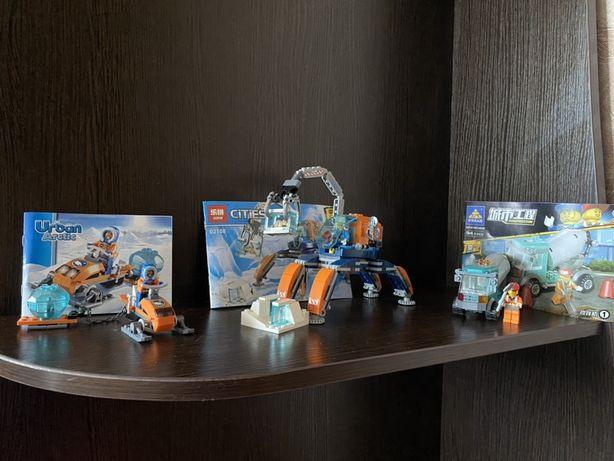Конструктор аналог Lego