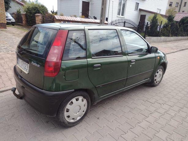 Fiat Punto 1.2 benzyna