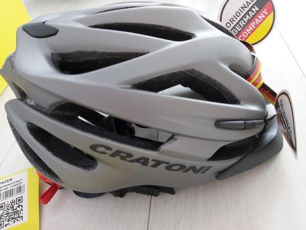 Kask rowerowy CRATONI S-M 54-58cm