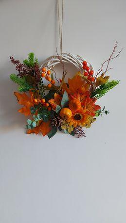 Stroik jesienny ręcznie robiony