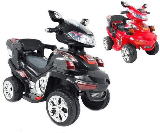 QUAD Motor na Akumulator dla dzieci Z PILOTEM! 4 KOŁA! NOWY