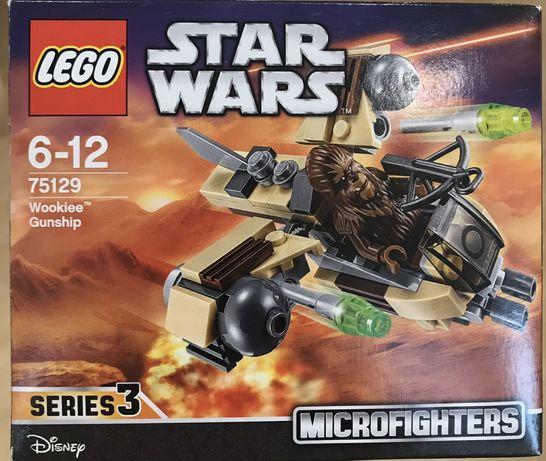 Продам набор Lego Star Wars 75129 Боевой корабль Вуки, б/у