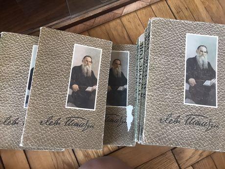 Лев Толстой собрание сочинений 12 томов