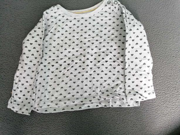 Bluzka i body dla dziewczynki