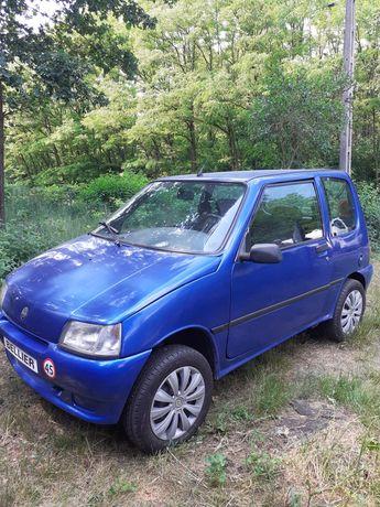 Microcar samochód