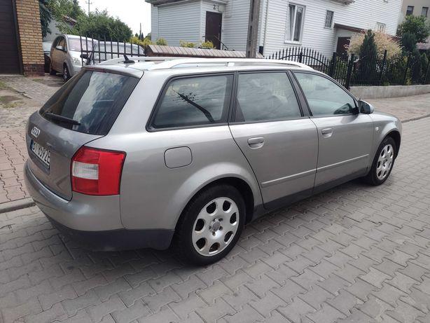 Audi A4 B6 2.5 TDI 2003 Rok