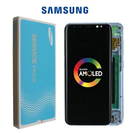 Дисплей Samsung Galaxy s8+ g955 с сенсором в рамке s8 Plus модуль orig