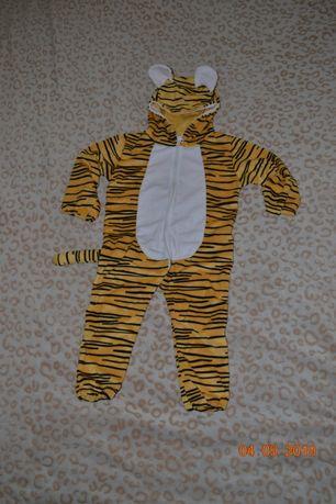Костюм тигренка (тигр) - 600 руб