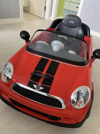 Детский Электромобиль Mini Cooper