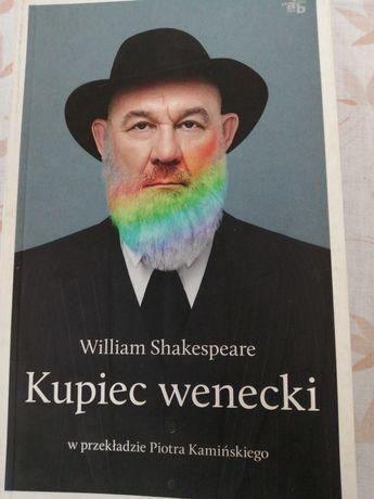 Kupiec wenecki Szekspir