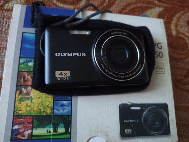 Продам фотоаппарат Olympus VG-150.