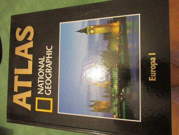 ATLAS National Geographic Europa I
