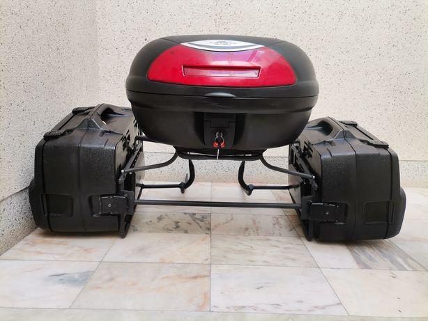 Malas e barras Yamaha Super Ténéré xtz750
