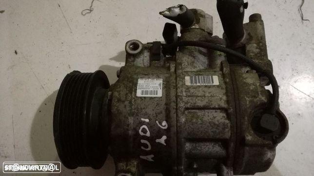 Compressor de AC Audi A6 A6 Ref-6SEU14C