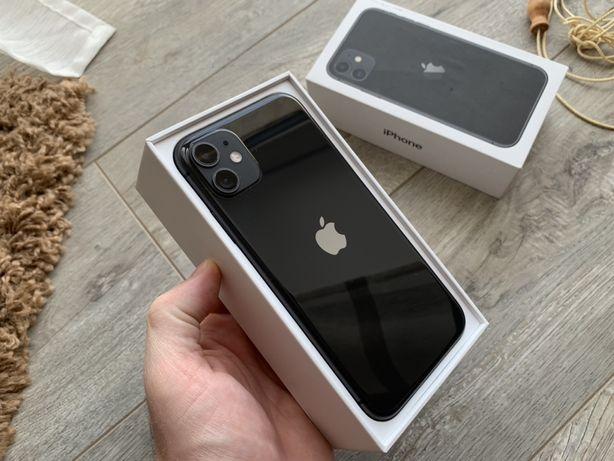 СКИДКА iPhone 11 64gb Black Rsim Гарантия #k0058