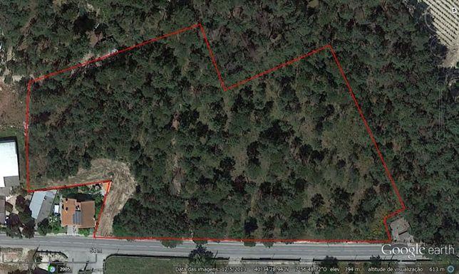 Terreno para construção 17000m2, 10min de Viseu