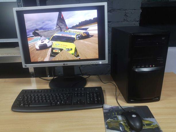 Системный блок Компьютер игровой i3 2100 8Gb HDD 500 Gb ПК для игрКсГо