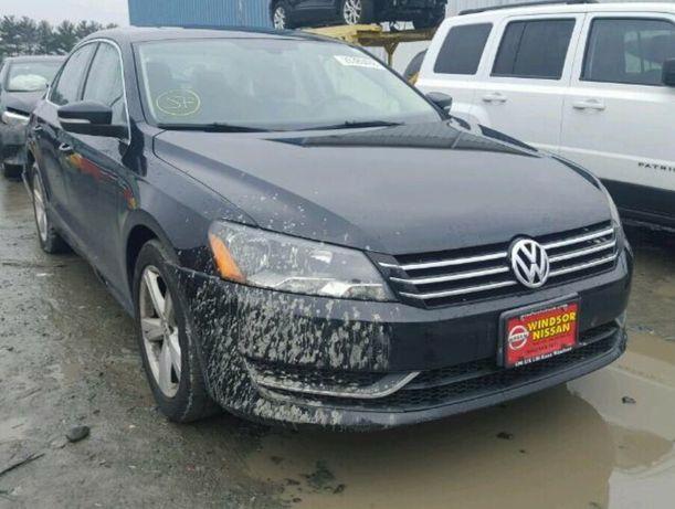 Volkswagen Passat SE 2012 USA 2.5