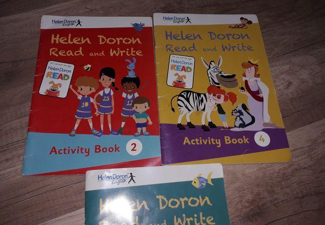 Книга 2,3,4 Helen doron poly read and write