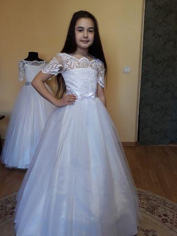 Плаття для причастя_прокат