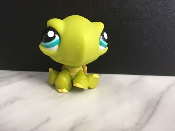 Littlest pet shops/żółw