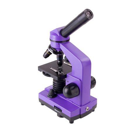 Mikroskop BioLight 100 fioletowy