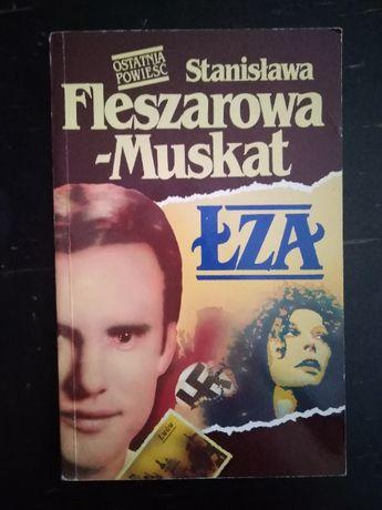 Łza - Stanisława Fleszarowa Muskat